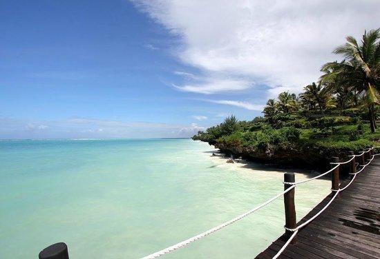 Melia Zanzibar: plaża