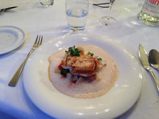 Offranville, France: Turbot