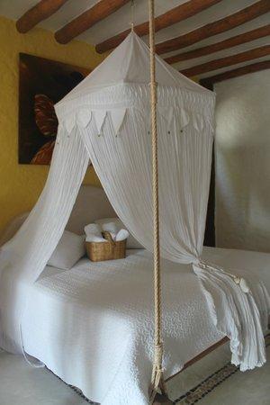 Holbox Hotel Casa las Tortugas - Petit Beach Hotel & Spa: camera mandarina