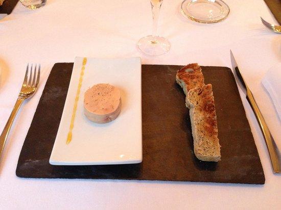 Le Colombier : Foie gras