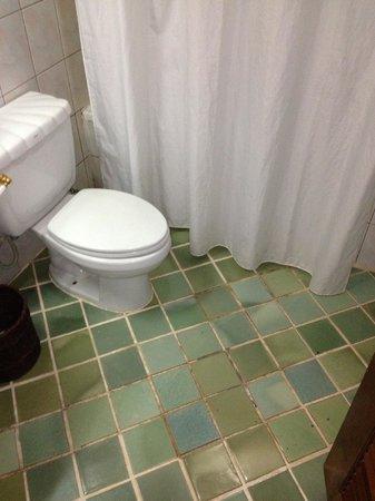 The Aiyapura Koh Chang: Bathroom Grime