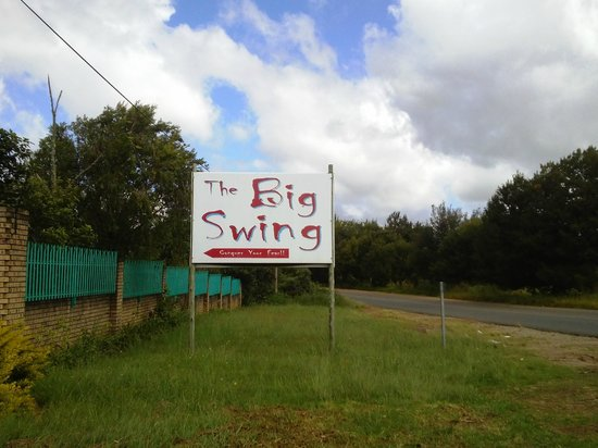 Graskop, South Africa: The main enterance