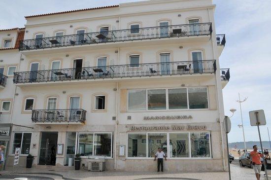 Hotel Mar Bravo: 外観