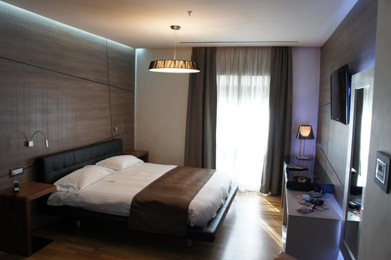 Berg Luxury Hotel: номер