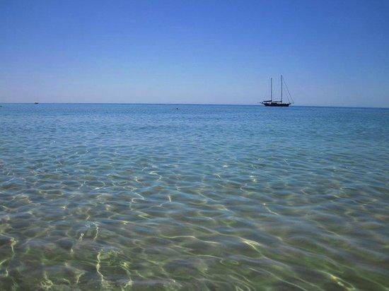 Gaeta, Italy: mattina a mare