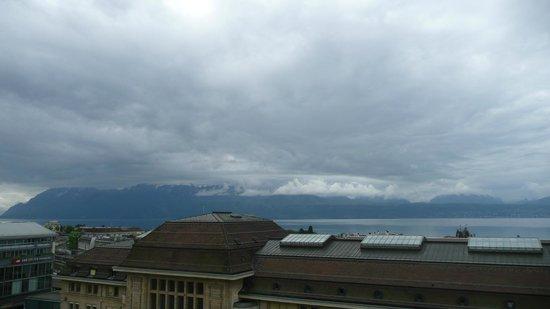 Hotel Continental Lausanne: 5e étage
