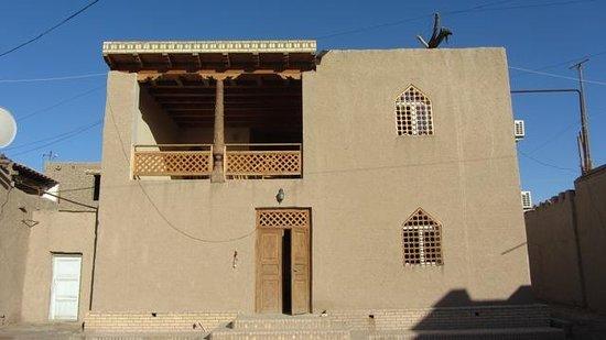 Hotel Islambek: La depandance