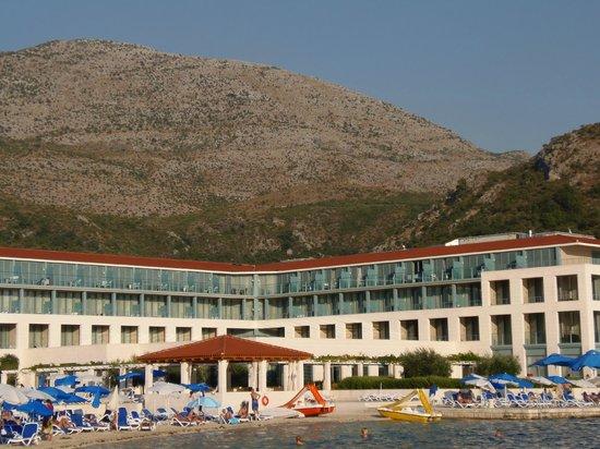 Admiral Grand Hotel : L'hôtel