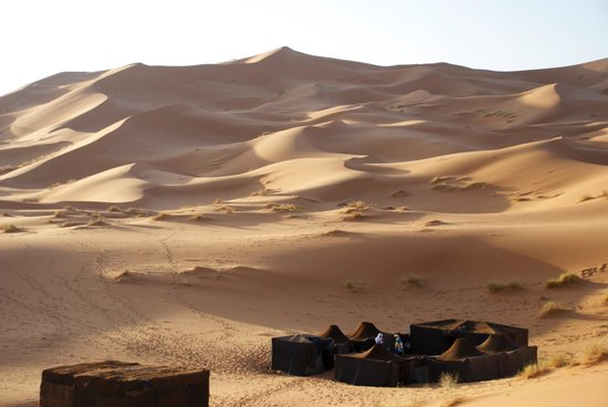 Guest House Merzouga: over