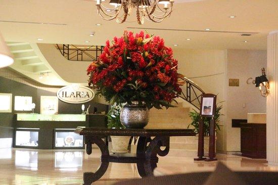 Swissotel Lima: Lobby
