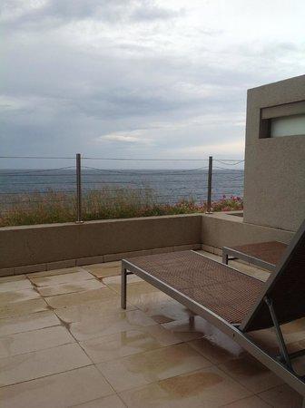 Rixos Hotel Libertas: балкон