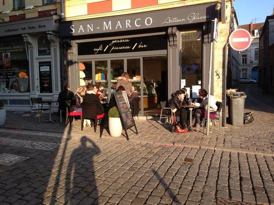 San Marco : Vive les terrasses