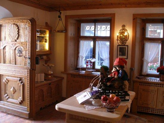 Schlosshotel Chaste : Entrance