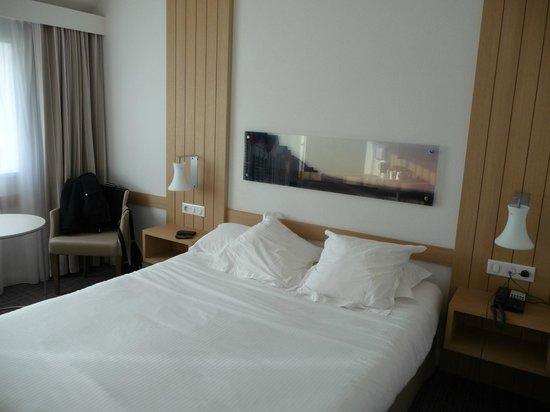 Riva Bella Hotel: Chambre double