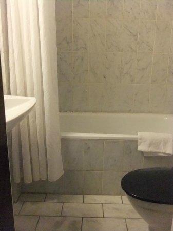 Hotel Astoria : バスタブあり