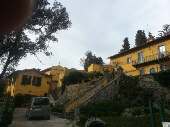 Villa Di Campolungo Agriturismo: the vill
