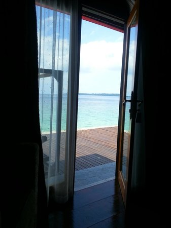Tanta Moon Luxury Villas: View from the room