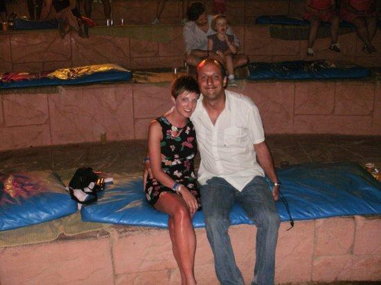 Coral Sea Holiday Village: Evening entertainment Area