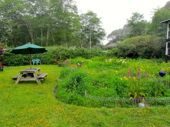 Howard Creek Ranch : Garden