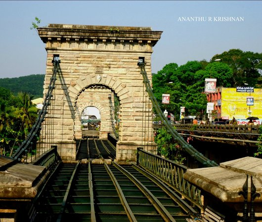 Places To Visit In Thenmala Kerala: Suspension Bridge: UPDATED 2018 Top Tips Before You Go