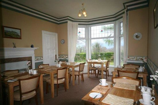 Carrick Lodge Guest House: Dining room