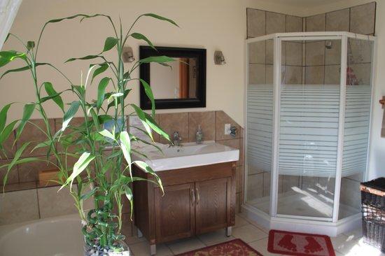 Gite Sereni-thé: Salle de bain