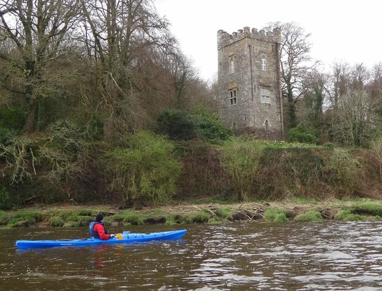 Ardmore Adventures: Near Strancally Castle on the River Blackwater