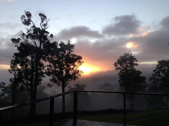 sunrise on the balcony picture of scarlet woods chalets pemberton rh tripadvisor com au