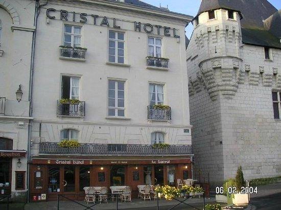 Cristal Hôtel : Cristal Hotel