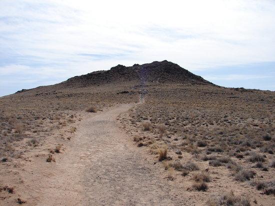Volcano Park: Walking Trail to Volcano