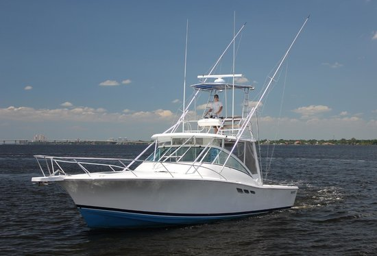 Reel Fish N Sea Deep Sea Fishing Charters: A beauty on the water.