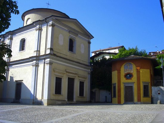 B&B Lorenzo Lotto: Ponteranica, chiesa san Pantaleone e Battistero