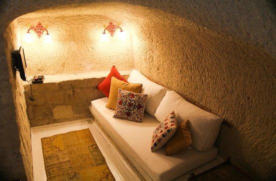 Hezen Cave Hotel: Room cave
