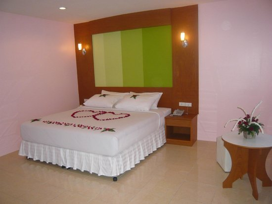Suwanpupa Hotel: Superior Double room with balcony