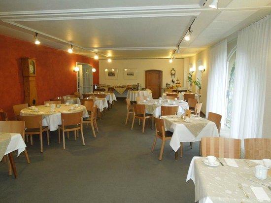 Hotel Restaurant Alte Post: Frühstücksraum