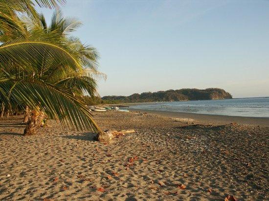 Hotel Las Brisas del Pacifico: Plage de Samara