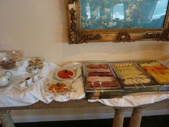 Fortaleza do Guincho: Breakfast 2