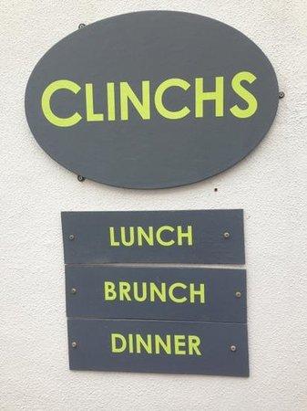 Clinchs: Adicionar uma legenda