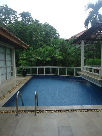 Katamanda - Luxury Phuket Villas: Pool