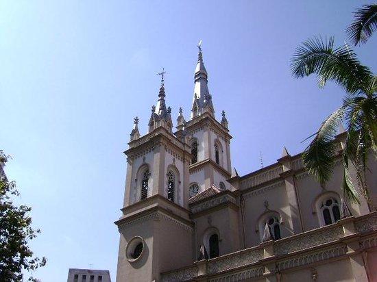 Sao Jose Church: Vista lateral
