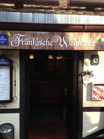 Frankische Weinstube im Handwerkerhof