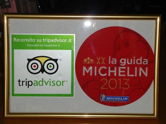 Hotel Matilde: logo guide appartenenza