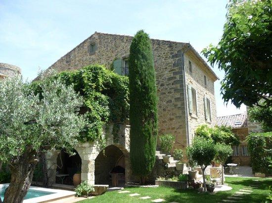 Le Clos de la Fontaine : Splendide facade