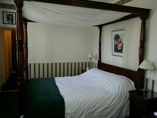 Colson House: Clarke Gable Room