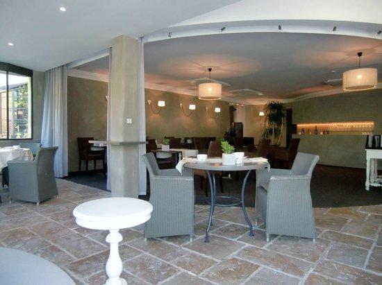 Villa Augusta : salle à manger