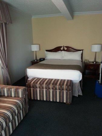 Le Nouvel Hotel & Spa : chambre
