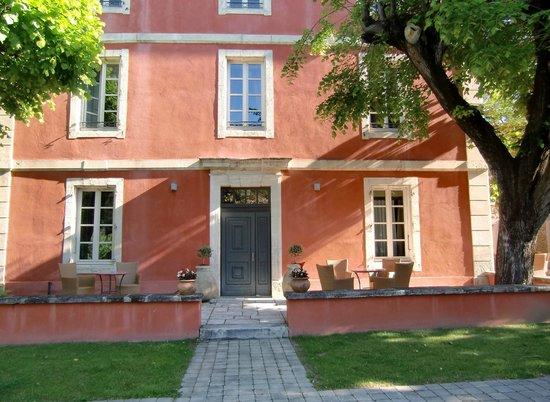 Villa Augusta : facade
