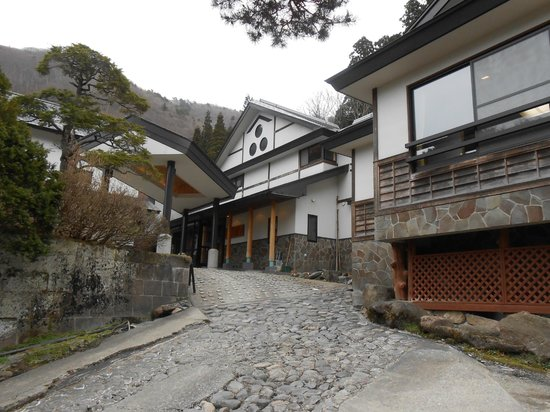 Shirabu Onsen Higashiya