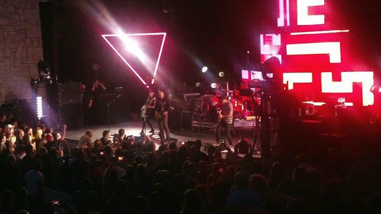 Chastain Park Amphitheater: Smashing Pumpkins