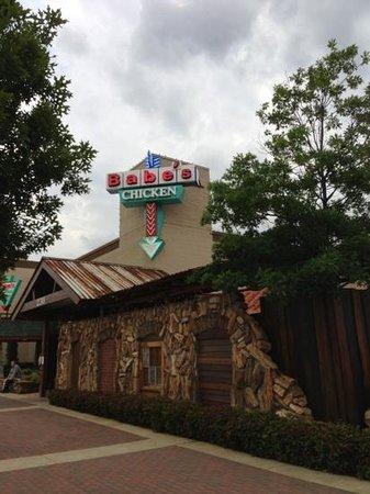 Babe S Chicken Dinner House Arlington Restaurant